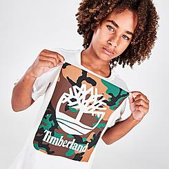 Boys' Timberland Camo Box T-Shirt