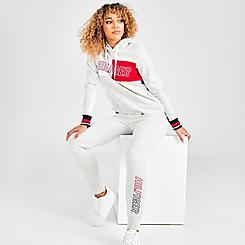 Women's Tommy Hilfiger Embroidered Logo Jogger Pants