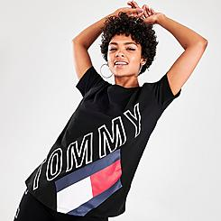 Women's Tommy Hilfiger Diagonal Tommy Graphic T-Shirt