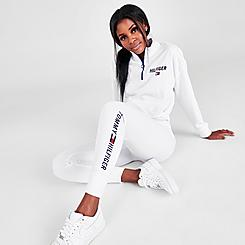 Women's Tommy Jeans Embroidered Logo Joggers