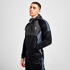 Men's Gym King Sport Focus Half-Zip Hoodie