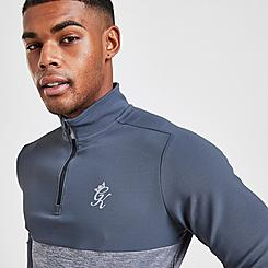 Men's Gym King Hammer Half-Zip Sweatshirt