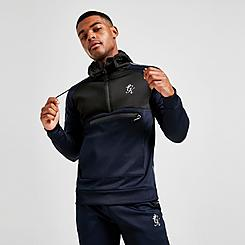 Men's Gym King Lombardi Half-Zip Hoodie