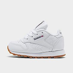 Kids' Toddler Reebok Classic Leather Casual Shoes