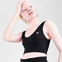 Women's Champion Rib Crop Tank