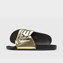 Men's EA7 Emporio Armani Slide Sandals
