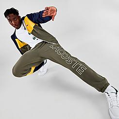Men's Lacoste Colorblock Jogger Pants