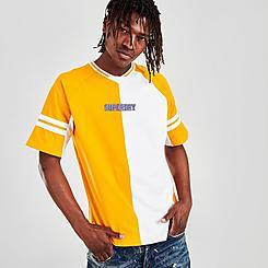 Men's Superdry Energy Varsity Raglan T-Shirt