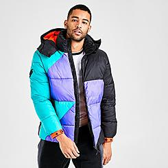 Men's Superdry Sport NRG Puffer Jacket